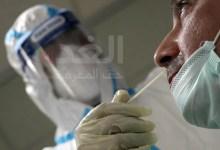 مواطنون يقوم بأجراء فحص كورونا(تصوير: أمجد الطويل)