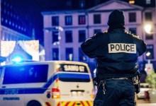 أحد عناصر الشرطة الفرنسية