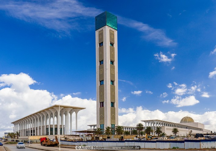 جامع الجزائر، ثالث أكبر مسجد في العالم