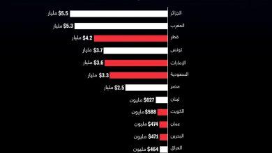 Photo of بعد حملات مقاطعة البضائع الفرنسية.. ما حجم صادرات فرنسا للدول العربية؟