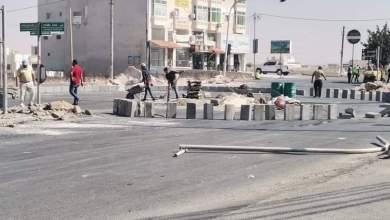 Photo of بلدية إربد تستحدث دوارين خلال فترة الحظر الشامل