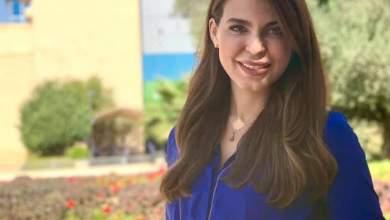 Photo of الإعلامية راية يعقوب إلى جامعة الشرق الأوسط