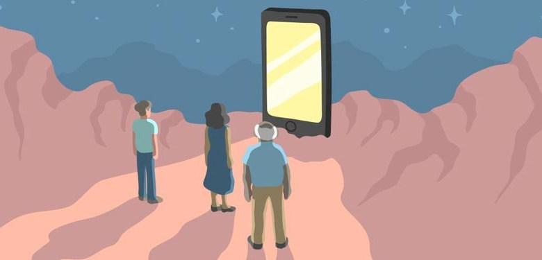 Photo of الهواتف الذكية تخطف من حياتنا 9 سنوات