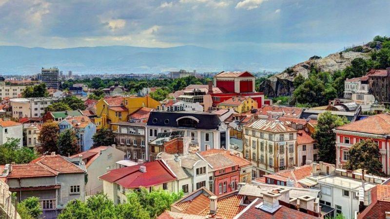 نالت مدينة بلوفديف لقب عاصمة الثقافة الأوروبية في عام 2019