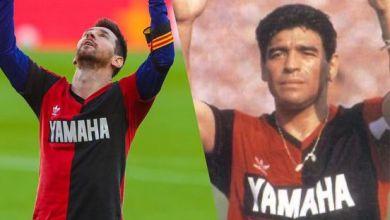 Photo of تغريدات.. الخوالدة يُساند الدميري وميسي يودّع مارادونا على طريقته
