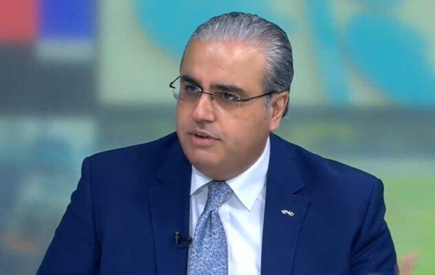 الدكتور إبراهيم البدور