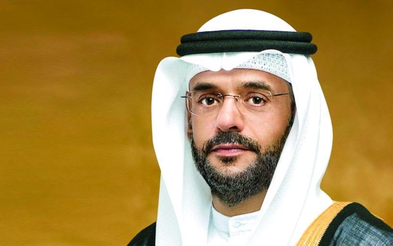 الشيخ سلطان بن محمد بن سلطان القاسمي ولي عهد ونائب حاكم الشارقة