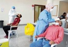15 وفاة و 1122 إصابة جديدة بكورونا في الأردن