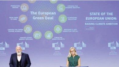 Photo of قادة الاتحاد الأوروبي وحتمية التمسك بالخط الأخضر