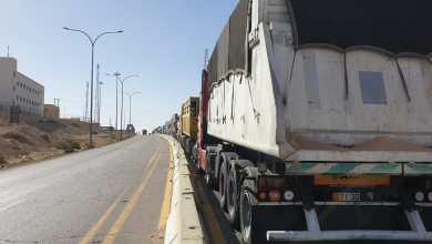 Photo of افتتاح الطريق الخلفي أمام الشاحنات والصهاريج في العقبة