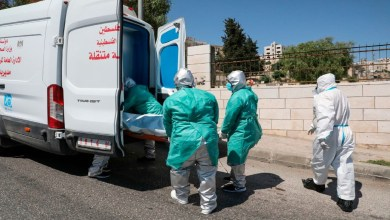 Photo of فلسطين: 31 وفاة و1155 إصابة جديدة بكورونا