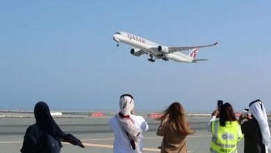 Photo of أول رحلة جوية بين قطر والسعودية بعد المصالحة