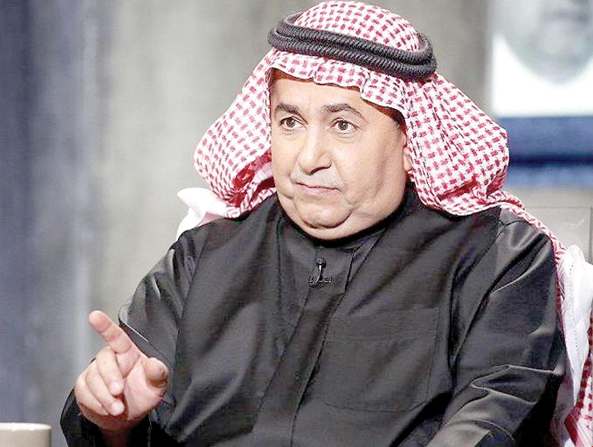 داود الشريان يودع برنامج الثامنة على Mbc Alghad