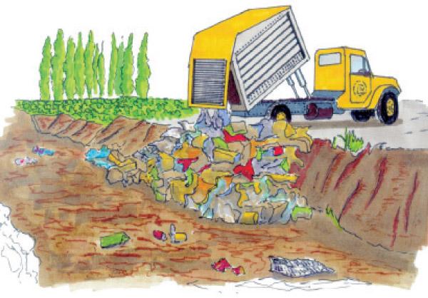 الملوثات البيئية تهدد الحياة على الأرض Alghad