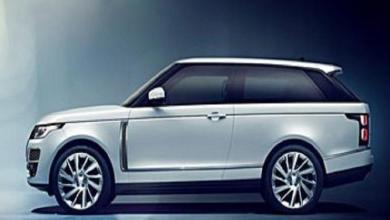 Photo of لاند روفر تقدم Range Rover SV Coupé الجديدة