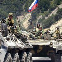 حرب روسيا الصليبية في سوريا