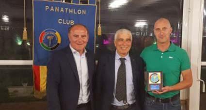 Oggi al Qualte' i Premi Panathlon ad Alfonso, Piras, Badessi, Ute e Afn.