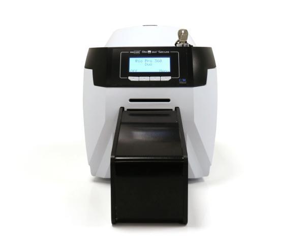 Magicard Rio Pro 360 Secure ID Card Printer (Dual-Sided)