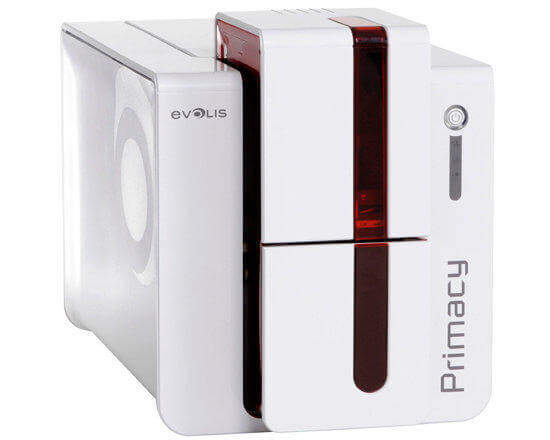 Evolis Primacy ID Card Printer (Single-Sided)