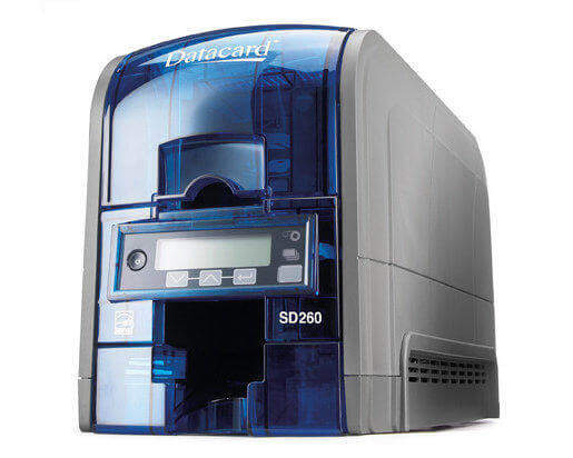 Datacard SD260 ID Card Printer (Single-Sided)