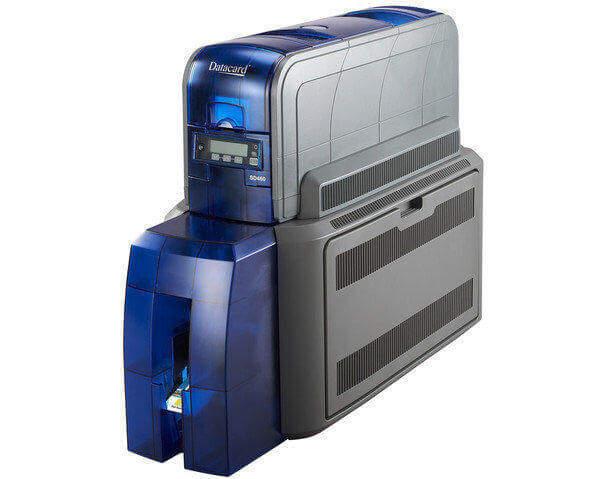 Datacard SD460 ID Card Printer (Dual-Sided)