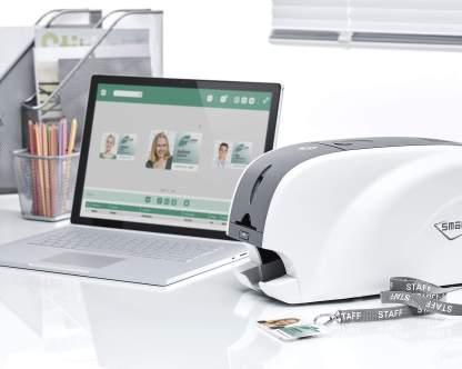 IDP Smart 31 - ID Card Printer (Dual Sided)