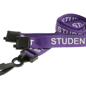 Student Lanyards (Purple)