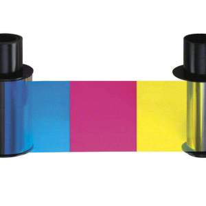 Fargo 45010 Colour Ribbon YMCKOK