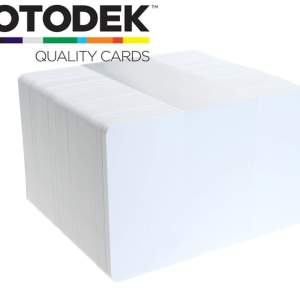 Fotodek Premium Ice Plastic Cards - Pack of 100