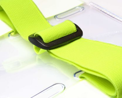 Hi-Vis Adjustable Armband Holder (Pack of 100)