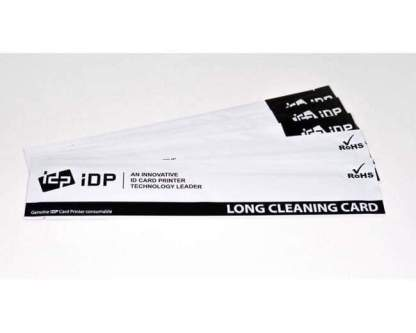 IDP Smart 31/51 Long Sleeve Cleaning Card Kit (Pack of 10, 659909)