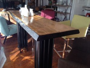 Custom Radiator Bar Table Algin Office Furniture