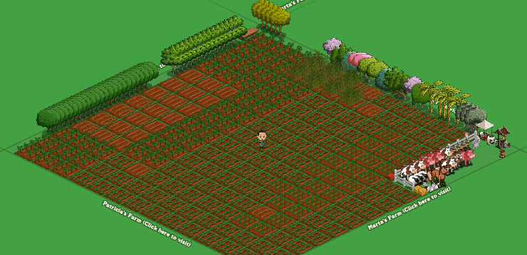 Farmville: Mi granja en Facebook II