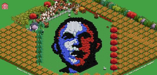 Obama-Farmville
