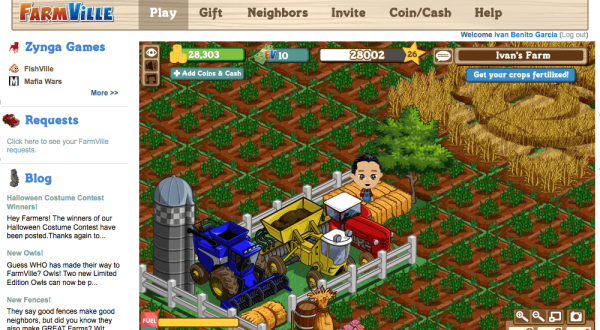 farmville-web