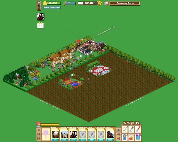 Granja Farmville Eduardo - Nivel 47