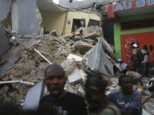 Terremoto en Haiti: Twitter nos muestra las fotos