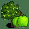 Lime Tree Coste: 750 Monedas que produce: 75 Se vende por: 38
