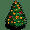 Ornament Tree I Promocion: Winter Empieza: 12/07/2009 Finaliza: 12/30/2009 Coste: 1,500 Monedas que produce: 150 Se vende por: 75