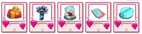 Valentine Farmville