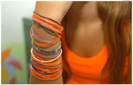 Significado de los colores para las pulseras sexuales