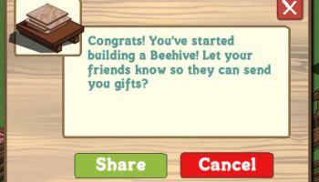 Beehive Farmville