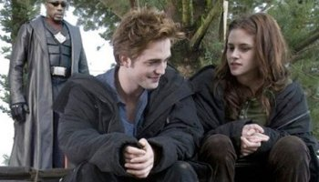 Blade y Edward de Crepusculo, Twilight