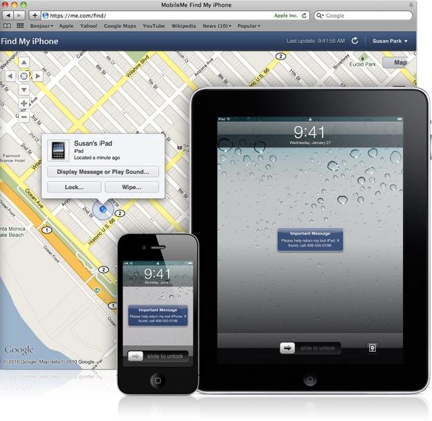 """""""Find My iPhone"""" gratis con iOS 4.2: Instrucciones para activarlo"""