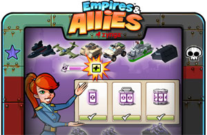 Empires & Allies Facebook