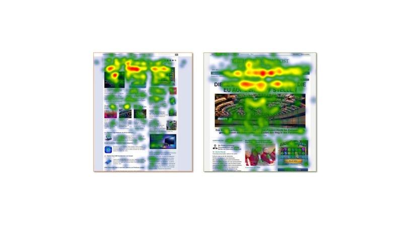 ¿Cuales son los anuncios más eficaces en una página web?