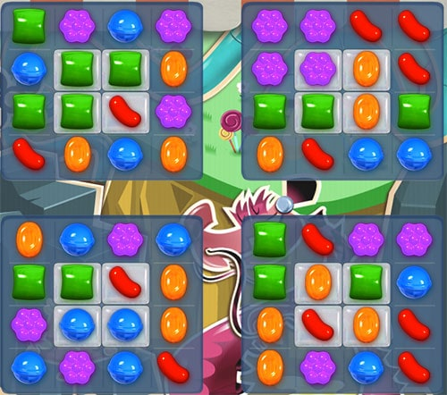 Trucos para superar el nivel 33 de Candy Crush Saga