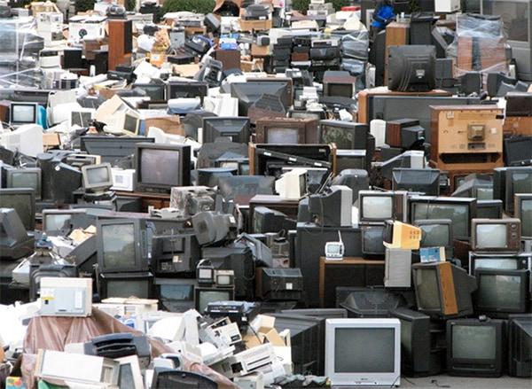 ¿Dónde podemos reciclar aparatos electrónicos en España?