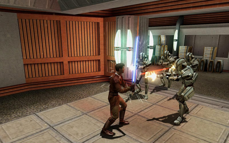 Juego: Star Wars: Knights of the Old Republic