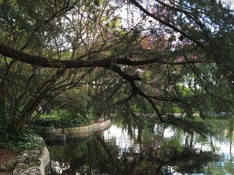 Como llegar al parque de El Capricho en Madrid